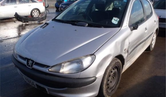 Peugeot 206 Mk1 Used Car Parts For Sale In Liverpool | Knowsley Car ...