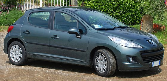Peugeot 207 Used Car Parts For Sale In Liverpool | Knowsley Car ...