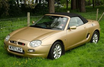Rover MG F used car parts for sale Liverpool. Scrap my car Liverpool
