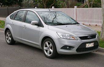 Ford Focus Mk2 used car parts for sale Liverpool. Scrap my car Liverpool