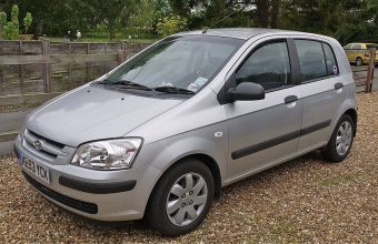 Hyundai Getz used car parts for sale Liverpool. Scrap my car Liverpool