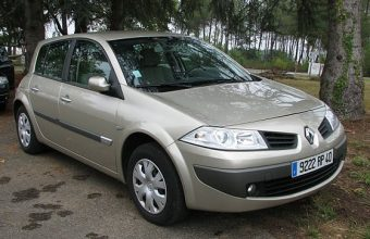 Renault Megane Mk2 used car parts for sale Liverpool. Scrap my car Liverpool