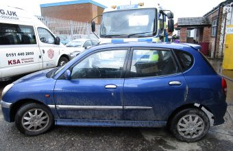 Daihatsu Sirion SL MK1 used car parts for sale Liverpool. Scrap my Daihatsu Sirion SL MK1 Liverpool.