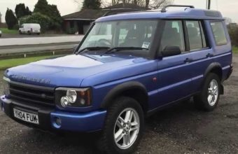 Land Rover Discovery used car parts for sale Liverpool. Scrap my car Liverpool